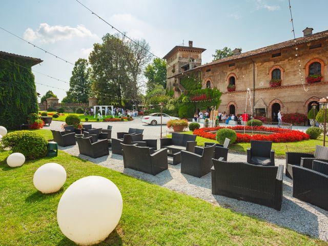 Il matrimonio di Michele e Isabella a Bergamo, Bergamo 61