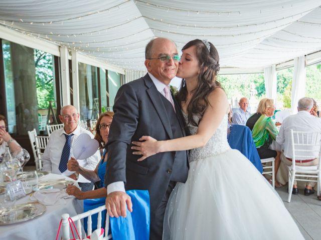 Il matrimonio di Michele e Isabella a Bergamo, Bergamo 80