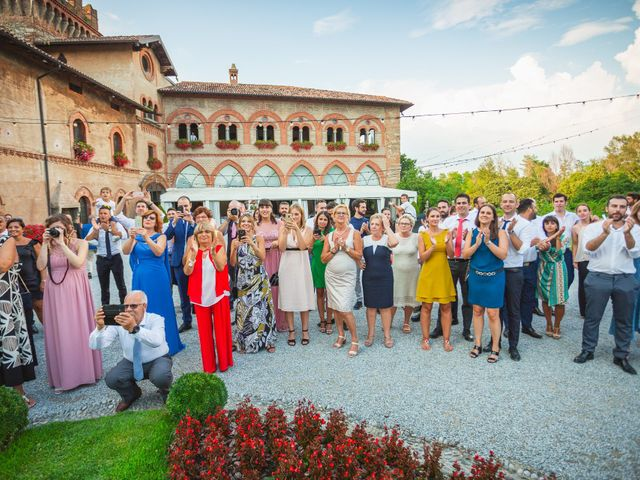Il matrimonio di Michele e Isabella a Bergamo, Bergamo 87