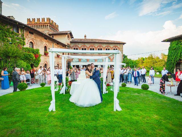 Il matrimonio di Michele e Isabella a Bergamo, Bergamo 88