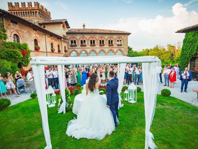 Il matrimonio di Michele e Isabella a Bergamo, Bergamo 91