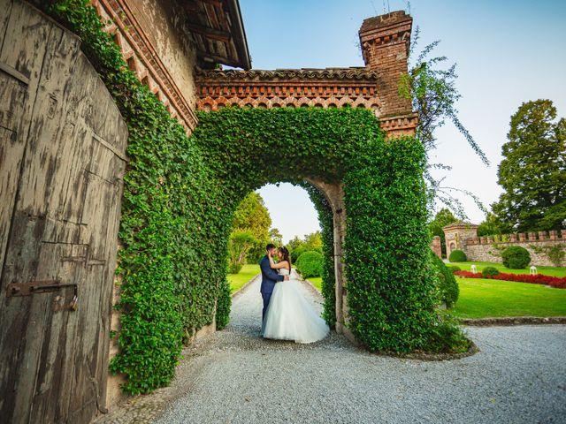 Il matrimonio di Michele e Isabella a Bergamo, Bergamo 95