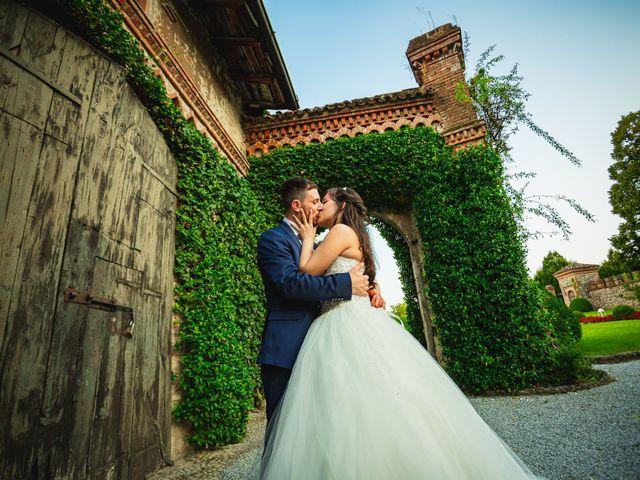 Il matrimonio di Michele e Isabella a Bergamo, Bergamo 96