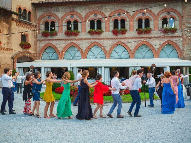 Il matrimonio di Michele e Isabella a Bergamo, Bergamo 103