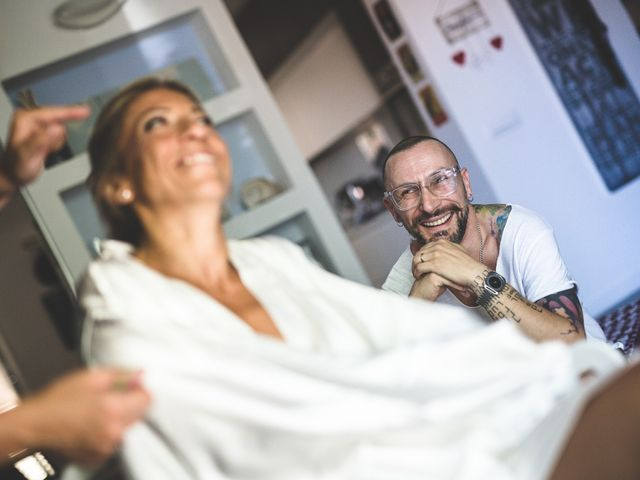 Il matrimonio di Alessandro e Francesca a Livorno, Livorno 3