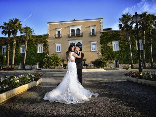 Il matrimonio di Gia e Pasquale a Palo del Colle, Bari 4