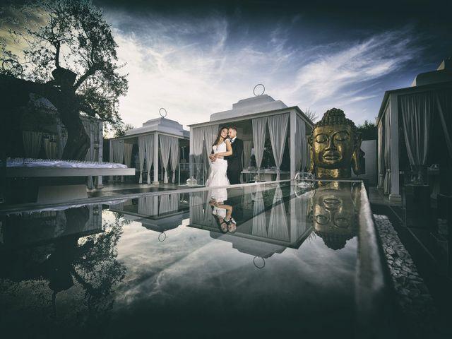 Il matrimonio di Gia e Pasquale a Palo del Colle, Bari 7