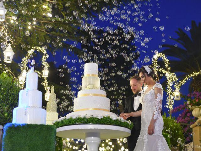 Il matrimonio di Gia e Pasquale a Palo del Colle, Bari 9