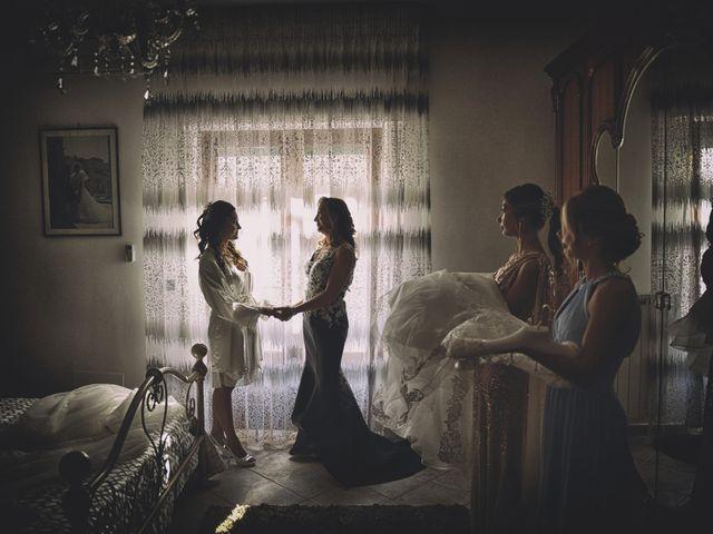 Il matrimonio di Gia e Pasquale a Palo del Colle, Bari 19