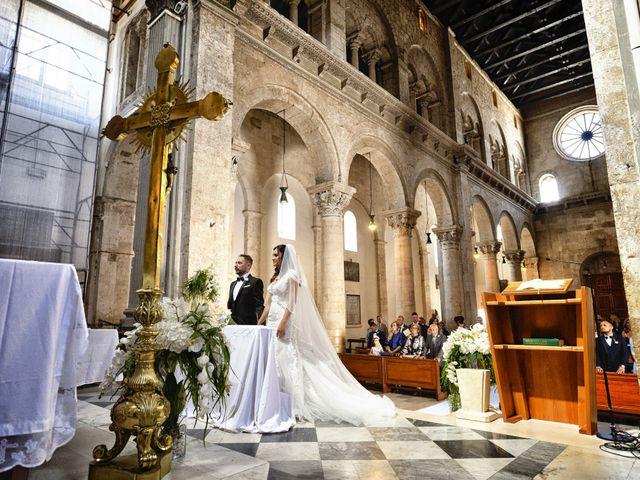 Il matrimonio di Gia e Pasquale a Palo del Colle, Bari 22