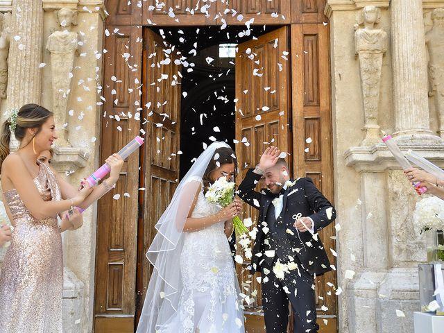 Il matrimonio di Gia e Pasquale a Palo del Colle, Bari 26