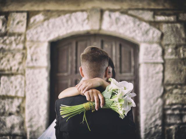 Il matrimonio di Gia e Pasquale a Palo del Colle, Bari 27