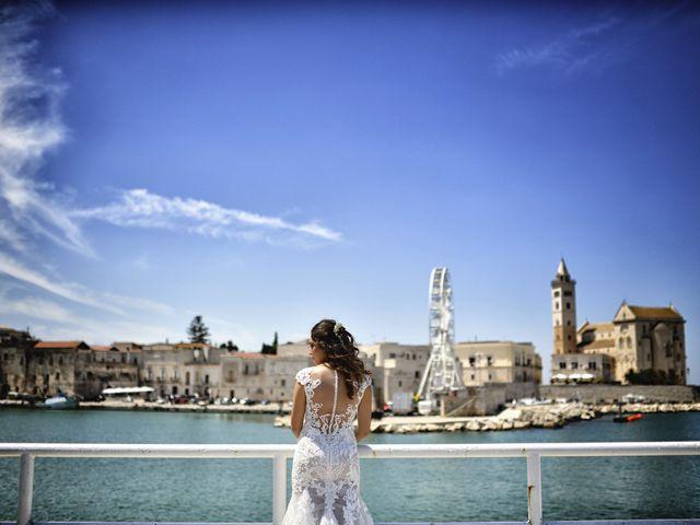 Il matrimonio di Gia e Pasquale a Palo del Colle, Bari 28