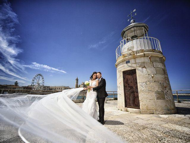 Il matrimonio di Gia e Pasquale a Palo del Colle, Bari 29