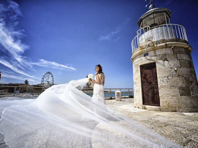 Il matrimonio di Gia e Pasquale a Palo del Colle, Bari 30