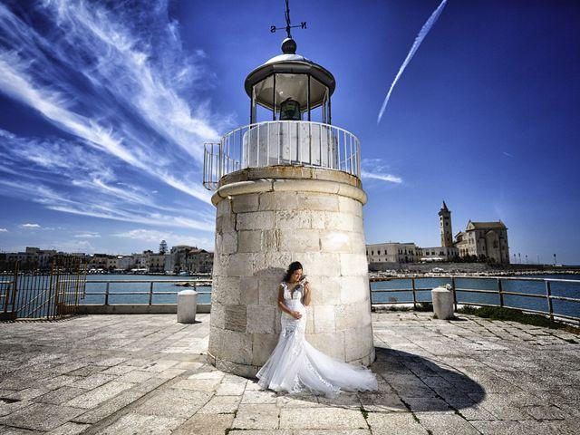 Il matrimonio di Gia e Pasquale a Palo del Colle, Bari 1