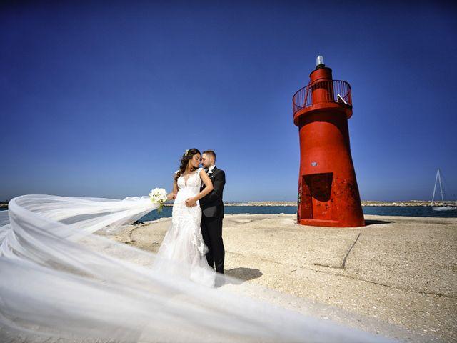 Il matrimonio di Gia e Pasquale a Palo del Colle, Bari 2