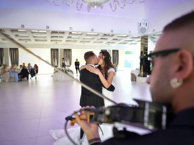 Il matrimonio di Gia e Pasquale a Palo del Colle, Bari 33