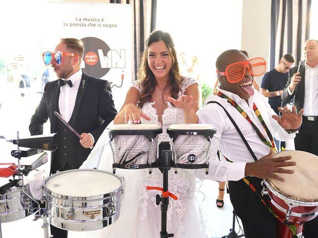 Il matrimonio di Gia e Pasquale a Palo del Colle, Bari 35