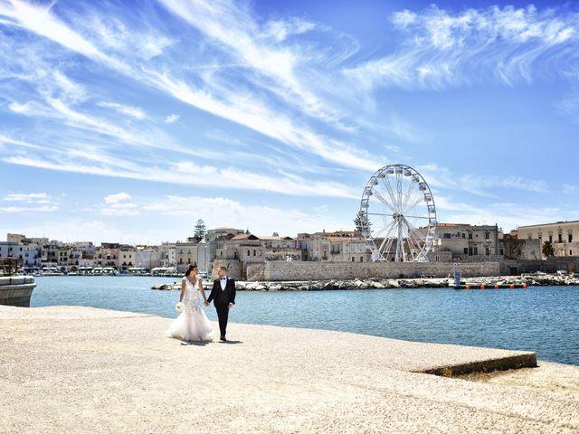 Il matrimonio di Gia e Pasquale a Palo del Colle, Bari 43