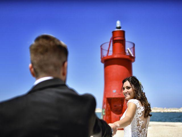 Il matrimonio di Gia e Pasquale a Palo del Colle, Bari 44