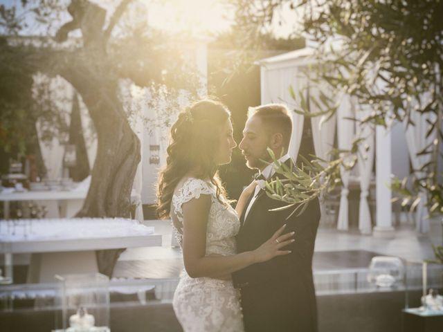 Il matrimonio di Gia e Pasquale a Palo del Colle, Bari 51
