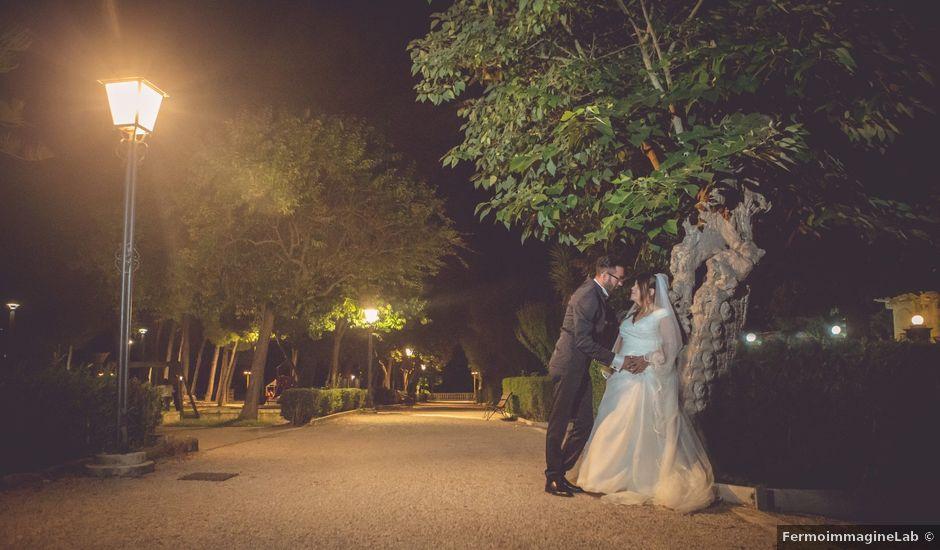 Il matrimonio di Giuseppe e Adriana a Chiaramonte Gulfi, Ragusa