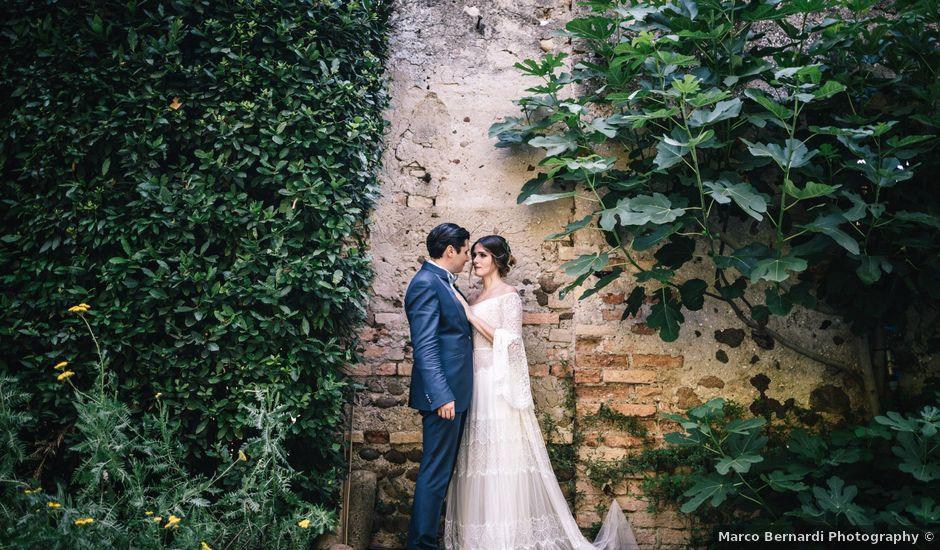 Il matrimonio di Daniele e Teresa a Medole, Mantova