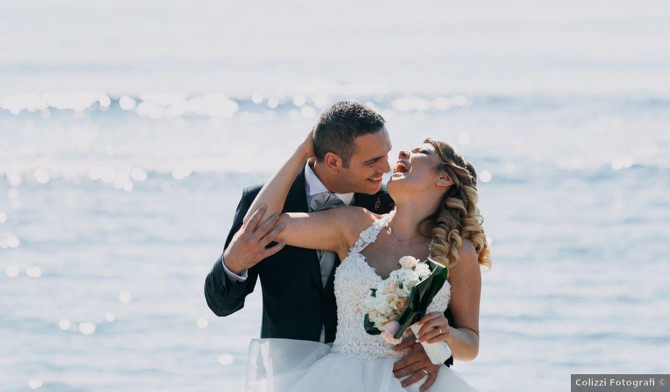 Il matrimonio di Alessandro e Martina a Fiumicino, Roma