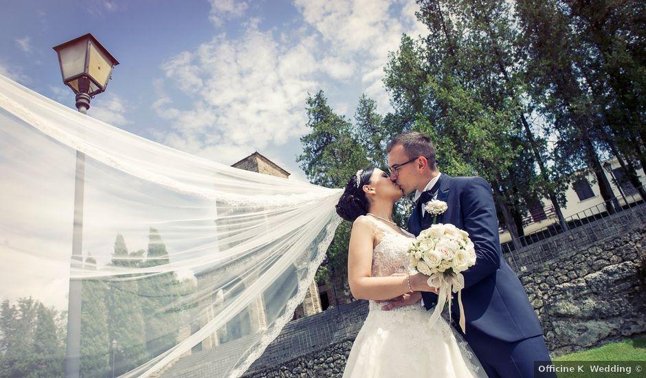Il matrimonio di Manuel e Ilenia a Aquino, Frosinone