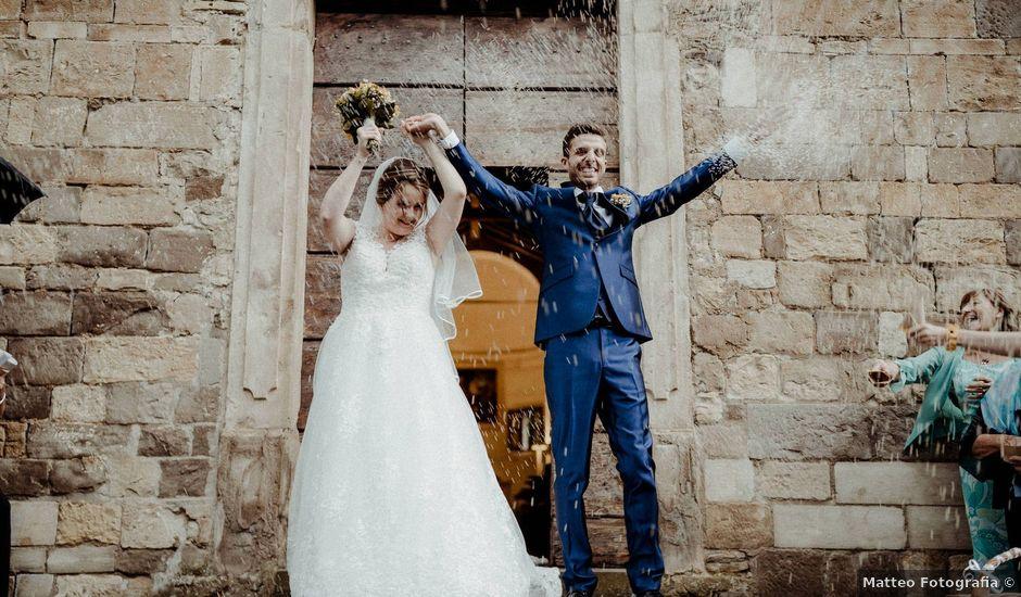 Il matrimonio di Fabio e Gloria a Casina, Reggio Emilia