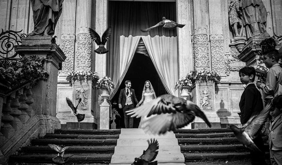 Il matrimonio di Francesco  e Chiara a Acireale, Catania