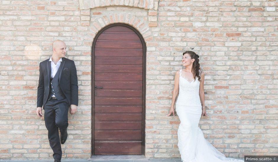 Il matrimonio di Daniele e Jessica a Montebello della Battaglia, Pavia