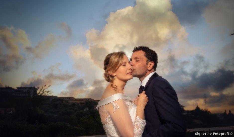 Il matrimonio di Alessio e Samantha a Naso, Messina