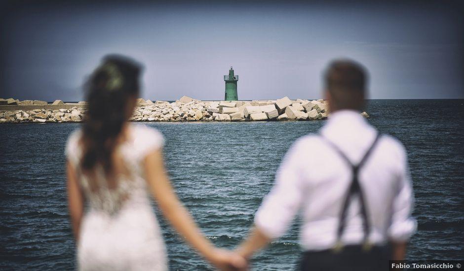 Il matrimonio di Gia e Pasquale a Palo del Colle, Bari