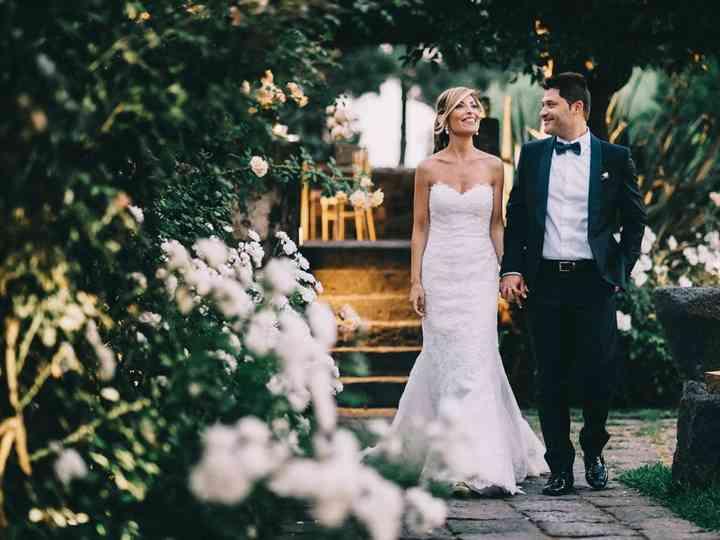 Le nozze di Letizia e Arturo