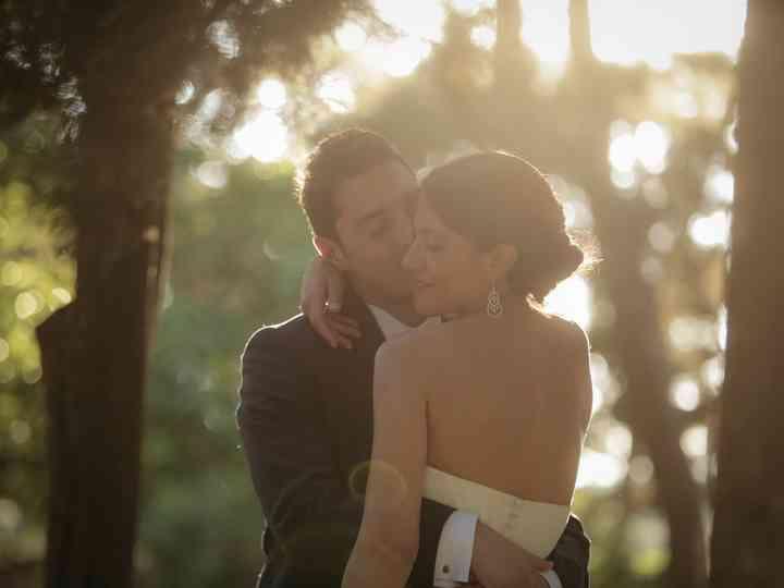 le nozze di Giulia e Amedeo