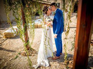 Le nozze di Gemma e Sean