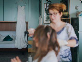 Le nozze di Cristina e Knut 2