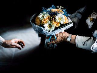 Le nozze di Cristina e Knut 3