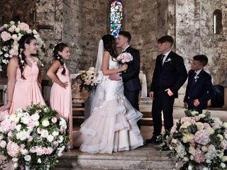 Le nozze di Sonia e Giovanni