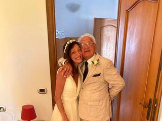 Le nozze di Ilaria  e Marvin 1