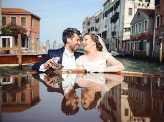 Le nozze di Tiziana e Manuel