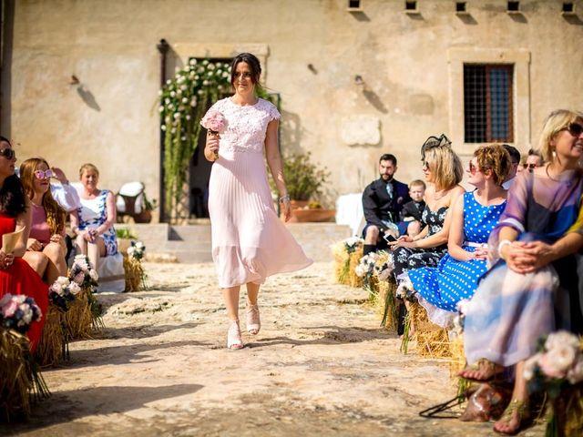 Il matrimonio di Sean e Gemma a Noto, Siracusa 32