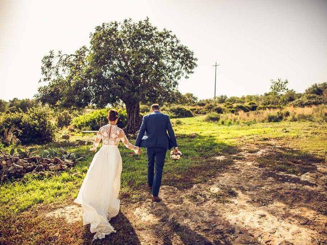 Il matrimonio di Sean e Gemma a Noto, Siracusa 76