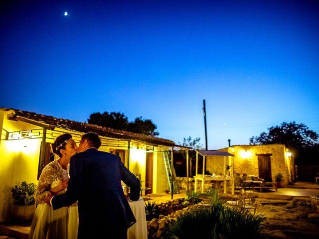 Il matrimonio di Sean e Gemma a Noto, Siracusa 125