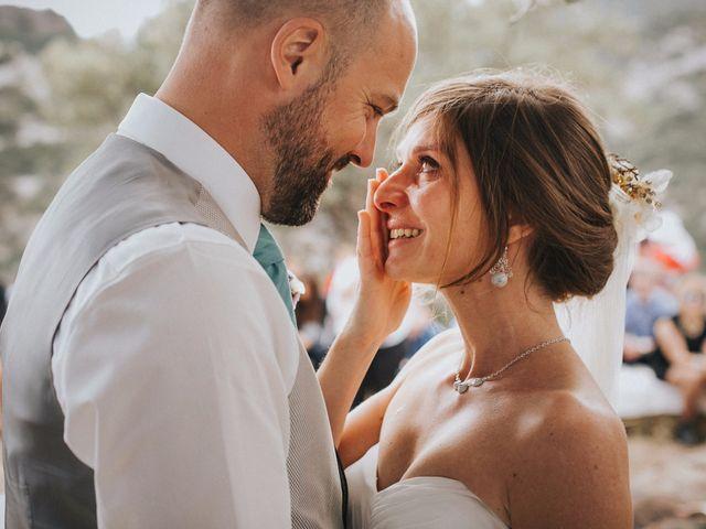Le nozze di Cristina e Knut