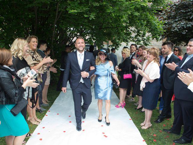 Il matrimonio di Sean e Alice a Piacenza, Piacenza 37