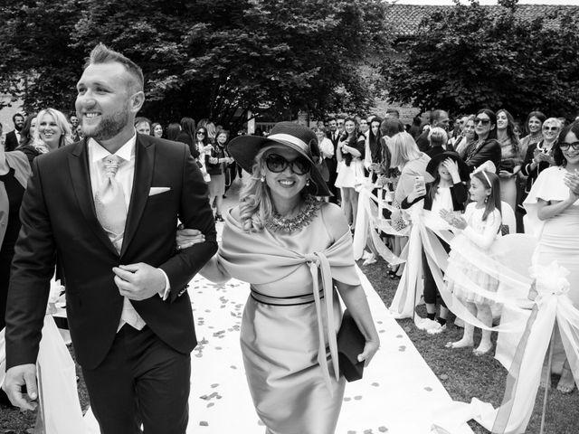 Il matrimonio di Sean e Alice a Piacenza, Piacenza 38