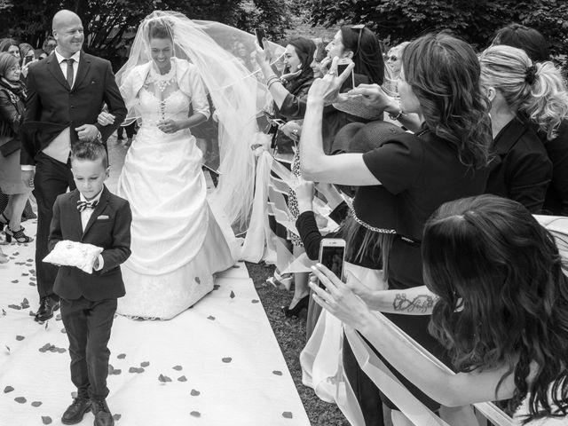 Il matrimonio di Sean e Alice a Piacenza, Piacenza 43